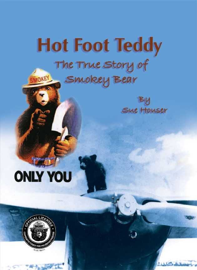 Hot Foot Teddy By Houser, Sue